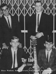 """The End"": Bruce Watkins, Ron Howard, Tom Herron, Joe Neurauter"
